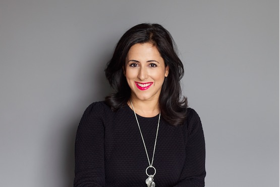 Author Anita Anand
