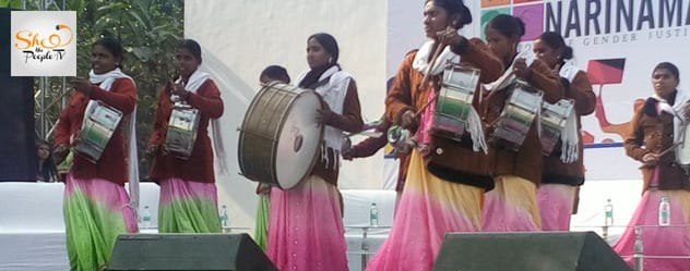 Beating Drums and Patriarchy: Meet The Nari Gunjan Sargam Mahila Band