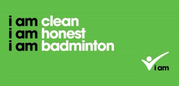 """i am badminton""  campaign was launched during the 2015 BWF Junior World Championships"