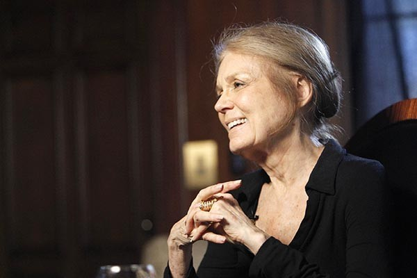 gloria-steinem-to-co-chair-women's-march-on-washington