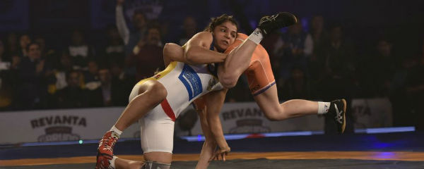 Ritu Phogat pips Sakshi Malik as most expensive Indian woman wrester at Pro-Wrestling League auction