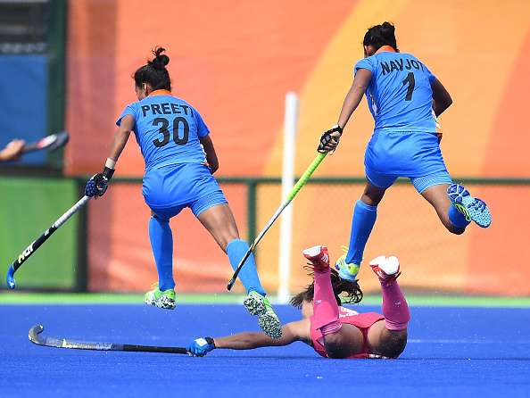 India Win Bronze At Women's U-18 Asia Cup Hockey
