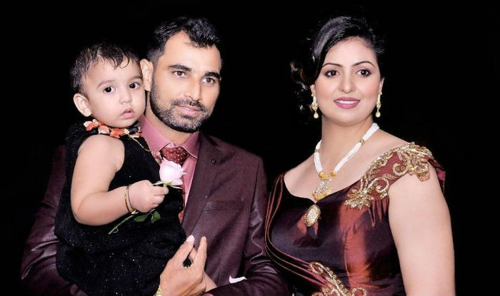 "Moral policing over Mohammed Shami's wife for wearing a ""sleeveless"" gown"