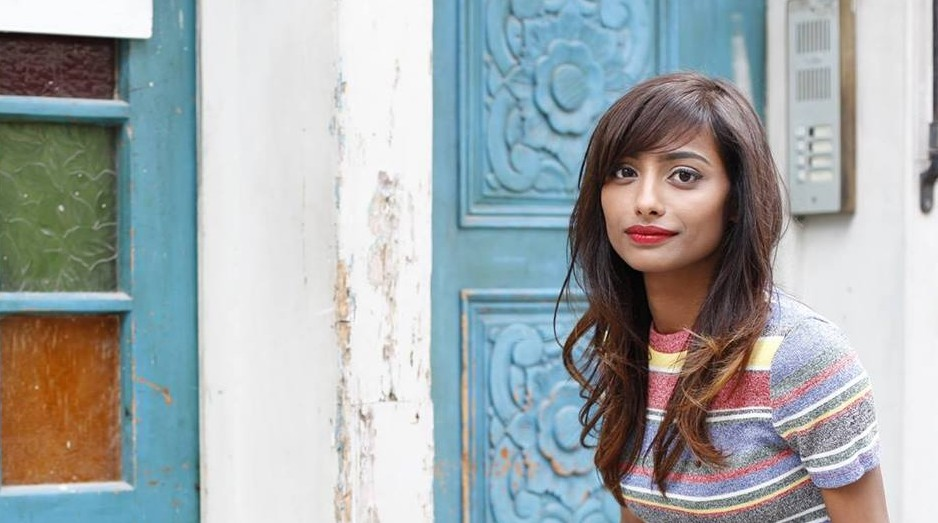 Shrimoyee Chakraborty, an entrepreneur based in London