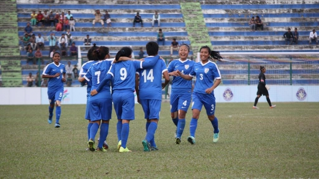 India Women's Football Team Olympic Qualifiers