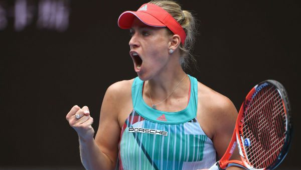 Angelique Kerber enter To 3rd Round Of Australian Open