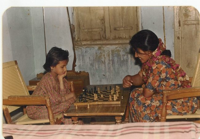 Writer, chess champion Anuradha Beniwal
