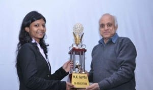 Lucknow girl Eti Agarwal tops all India CA final exam