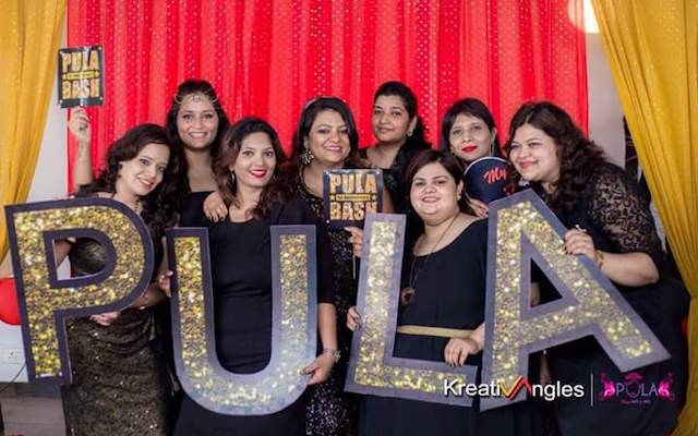 PULA group in Pune for SheThePeople.TV