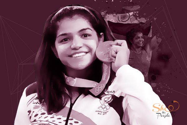 Sakshi Malik Win Padma awards