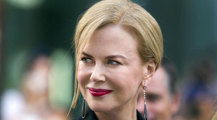 Nicole Kidman on supporting Trump