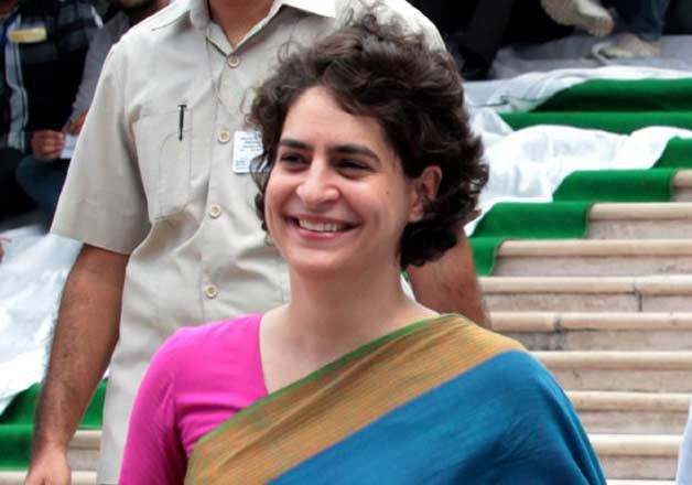 Priyanka Gandhi women security