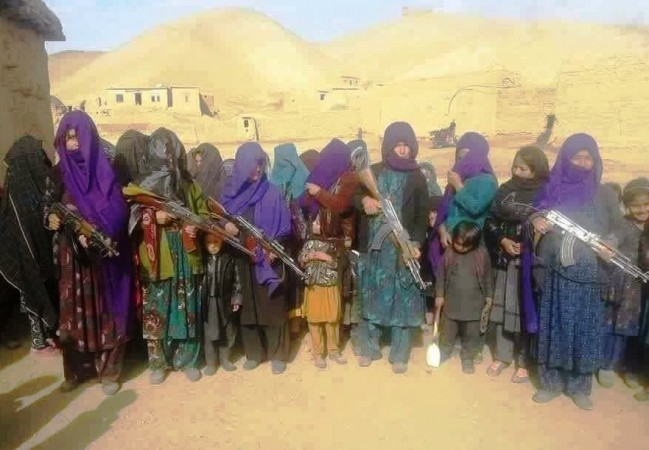 Tribal Women Afghanistan