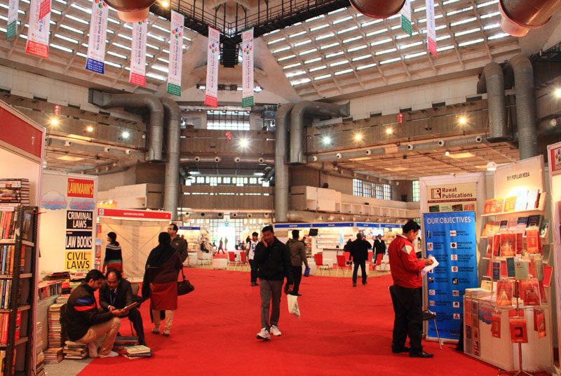 Delhi World Book Fair