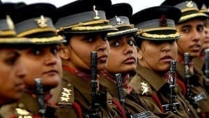 Womens Army Battalion LAC, female commanders indian army
