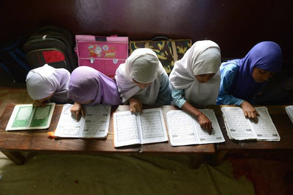 Hyderabad madrassas teaches girls