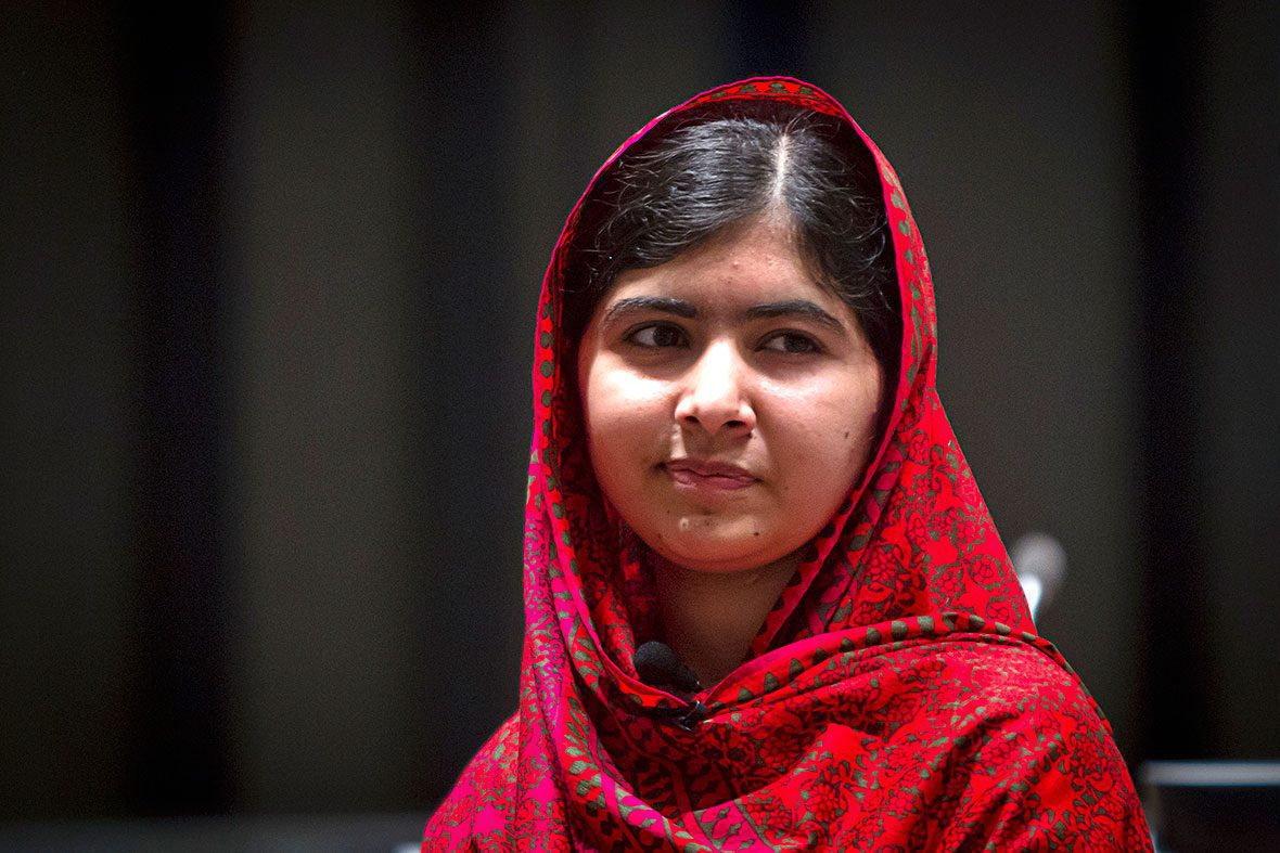 Malala Yousafzai Bollywood Biopic