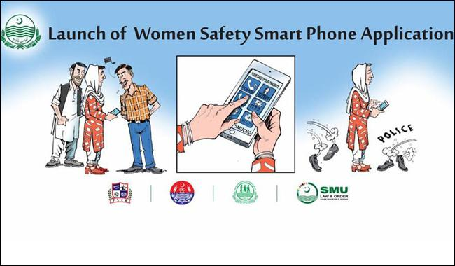women's safety app