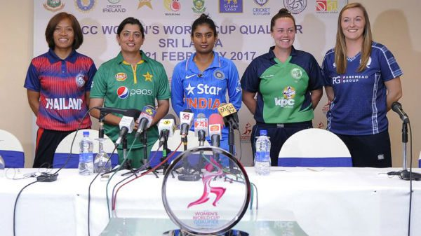 ICC Women's World Cup Qualifier: India Beats Sri Lanka
