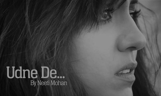 Neeti Mohan collaborates with United Nations for women empowerment