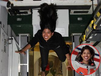 Shawna Pandya, the 3rd Indian-origin woman to fly to space, has roots in Mumbai