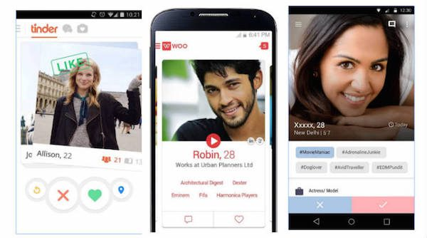 Tinder dating site india
