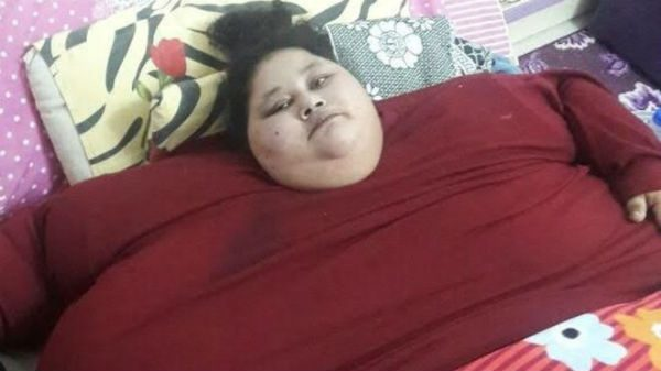 World's Heaviest Woman Lands In Mumbai