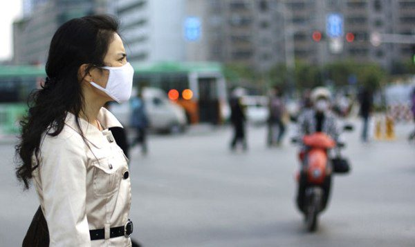 High Levels Of Pollution In Indian cities