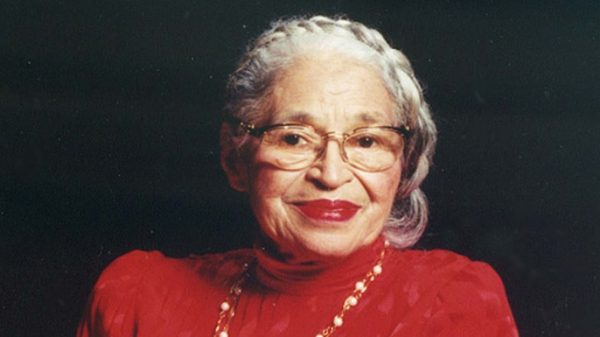 Mother of Civil Rights Movements-Rosa Parks