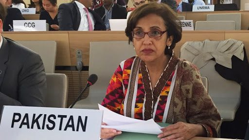 Tehmina Janjua becomes Pakistan's first woman foreign secretary