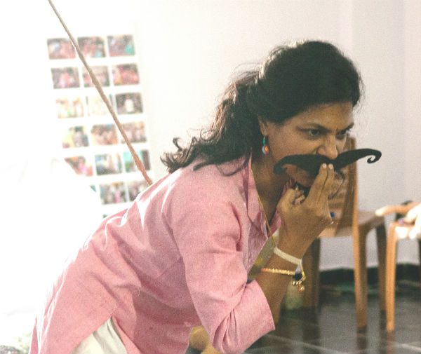 Aparna Athreya, founder of The Kid and Parent Foundation