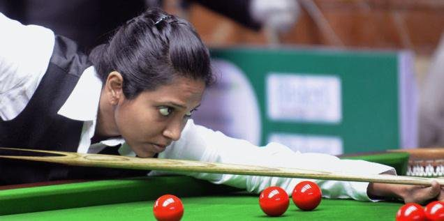 India's Vidya Pillai Bags Silver in Women World Snooker