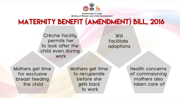 Everything Working Mothers Need to Know About Maternity Benefit Bill