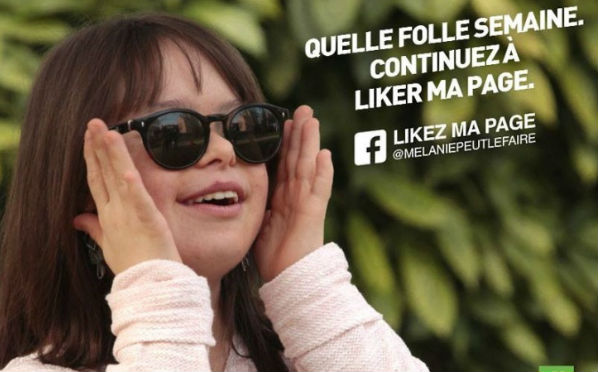 Girl With Down Syndrome gets job as Weather Bulletin On French TV
