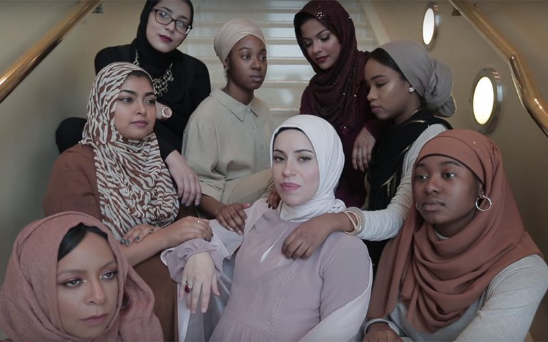 Poet's Hijab Video goes viral