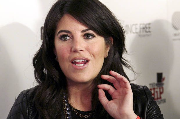 #MeToo Helped Monica Lewinsky