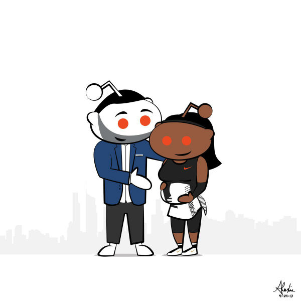 Alexis Ohanian Posted on Reddit