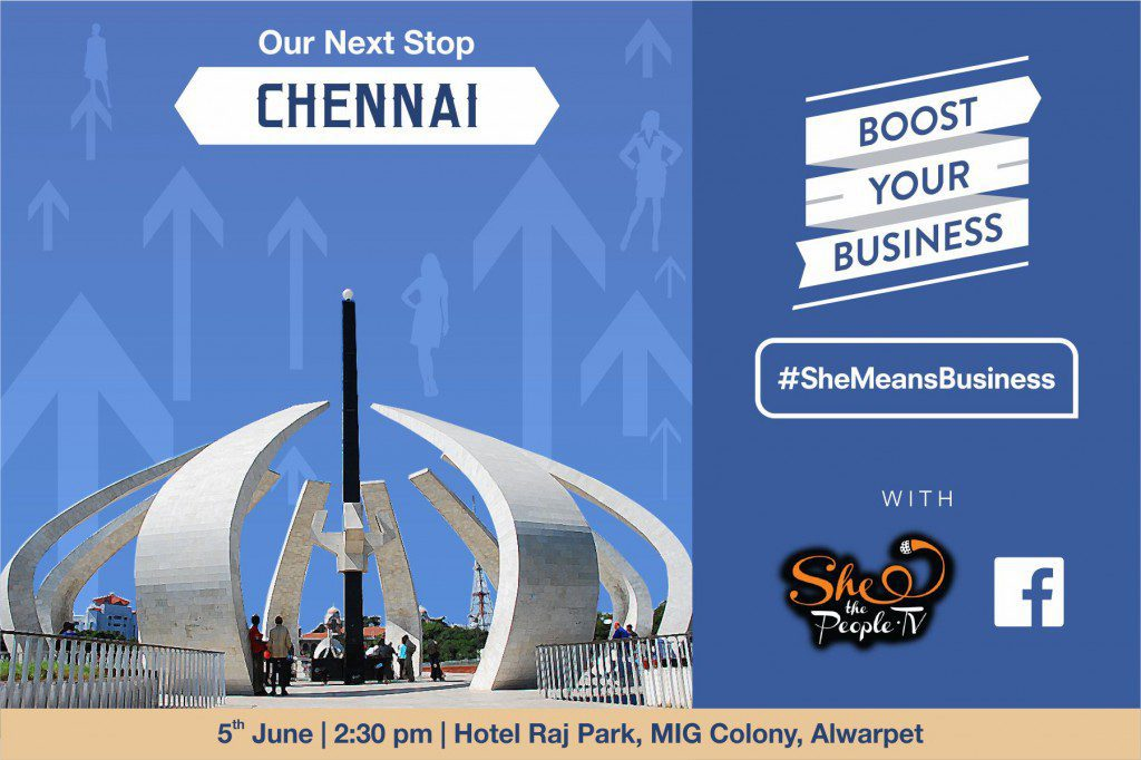 Chennai Boost Your Business Event