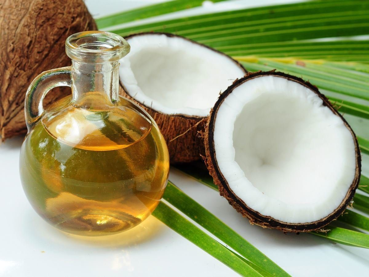 Coconut oil poison