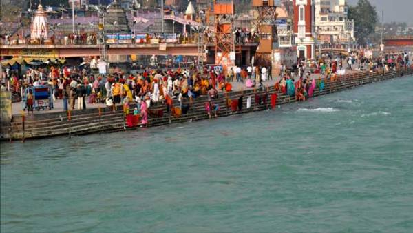 sewers water quality Ganges