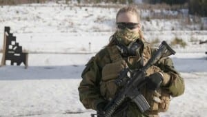 Meet the Hunter Troop: Norway's tough-as-nails female soldiers