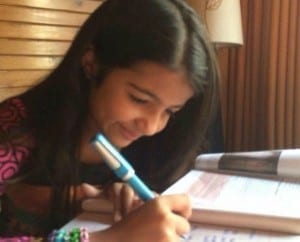 Pakistani Girl on a Mission to Read the World