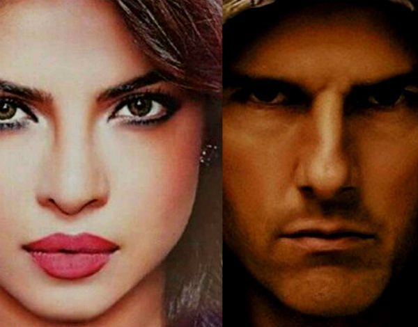 Priyanka Chopra to work with Tom Cruise