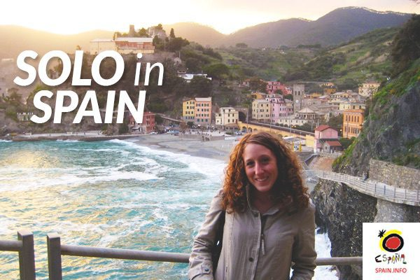 Women travellers to Spain