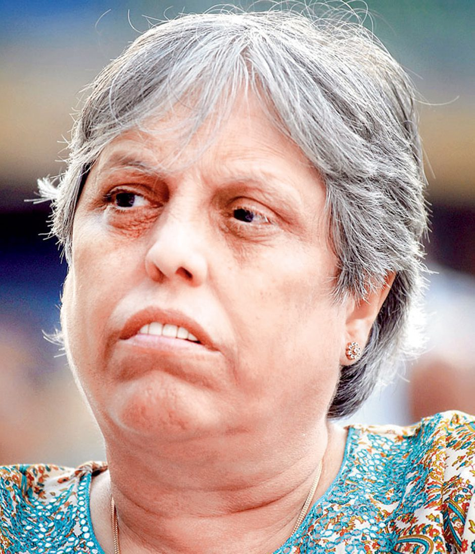Diana Edulji women's cricket next IPL
