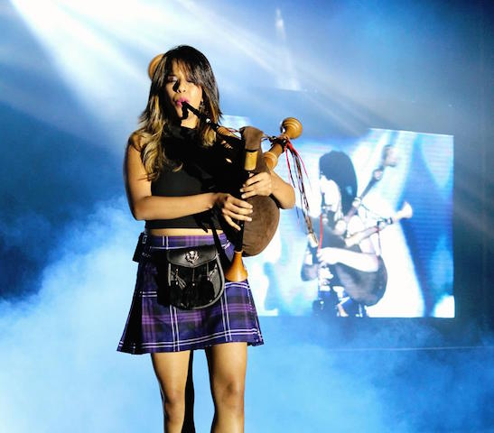 Meet India's first female bagpipe artist: Archy Jay