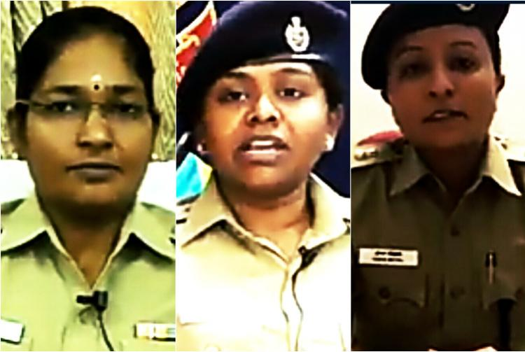 IPS Officers Call Out Misogyny In Cinema In This Video
