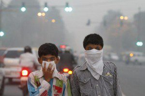 India's Air Pollution, Delhi Air Quality, Air pollution