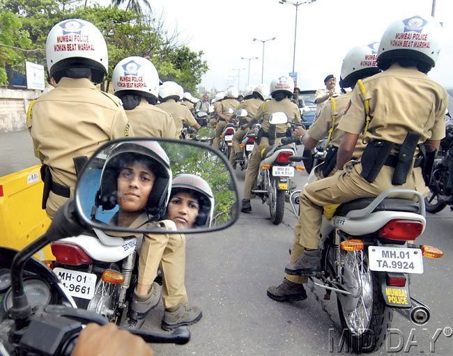 Karnataka Women Cops shirts pants