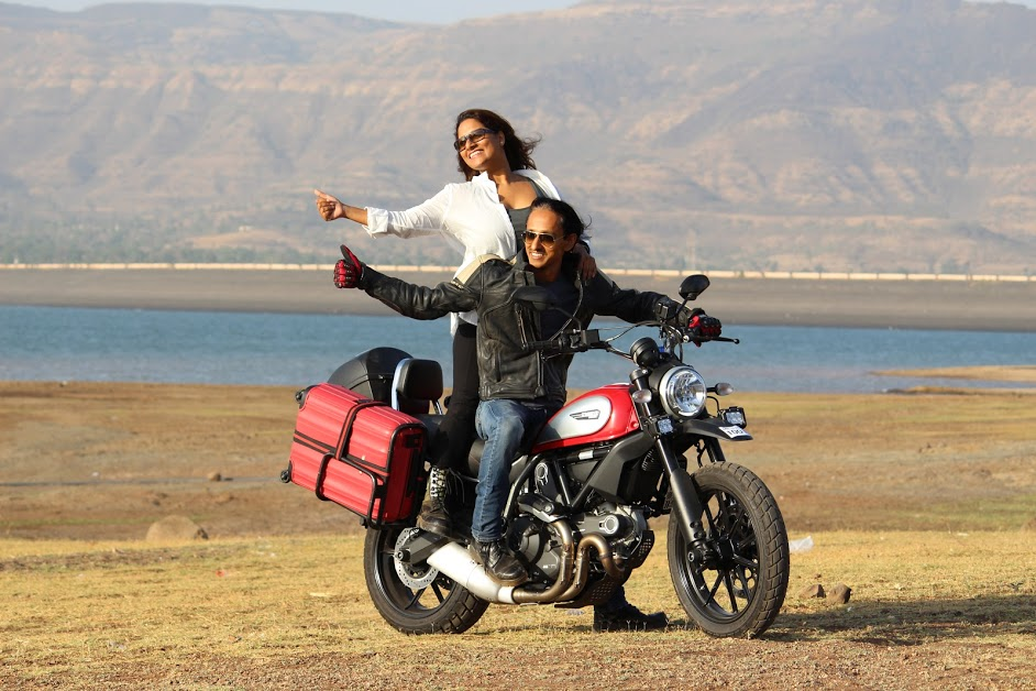 Pune Couple Plans 'Dosti On Wheels' To 18 Countries In 100 Days